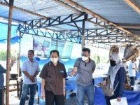 Pasar Tradisional TPI Mamuju Akan Ikut Lomba dalam Tatanan Normal Baru