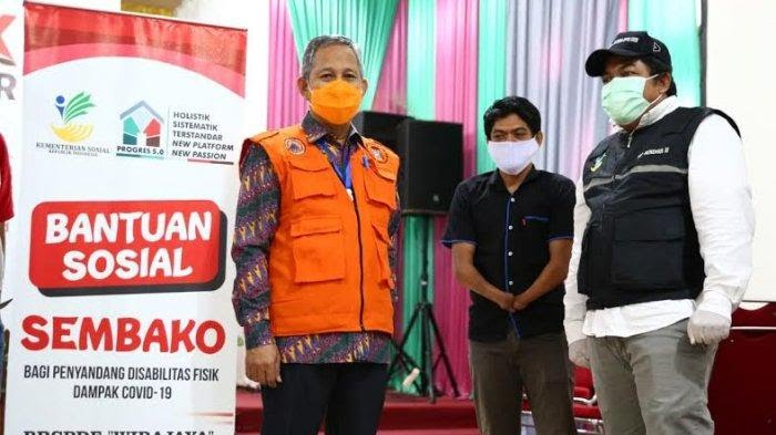 Kemensos Sasar Penyandang Disabilitas Makassar
