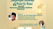 Alumni Pomad Akan Gelar Halalbihalal Bersama Imam Besar Masjid Istiqlal