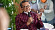 Gubernur Sulawesi Selatan, Prof. Nurdin Abdullah.