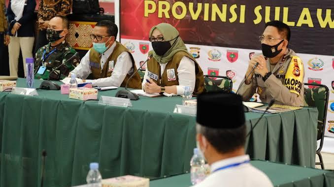DPRD Sulsel Support Penuh Langkah Gubernur Atasi Covid-19