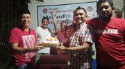 Milad ke-43 Tahun, Ini Harapan Ketua Garda Nusantara Sulsel