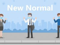 Ilustrasi new normal. (Freepik)