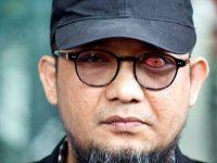 Penyidik Senior Komisi Pemberantasan Korupsi (KPK) Novel Baswedan