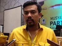 Ketua Bappilu DPP Partai Golkar Maman Abdul Rahman.