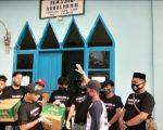 Galakkan Gerakan Masjid Bersih di Sulbar, YGBI Bagikan Alat Pembersih Masjid