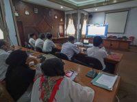 Pemkab Selayar Ikuti Rakor Evaluasi Program Pemberantasan Korupsi