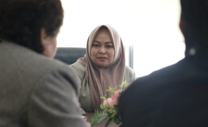 Anggota Dewan Perwakilan Rakyat Daerah (DPRD) Kota Makassar, Andi Astiah