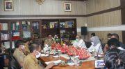 Pemkab Barru dan KPU Mulai Bahas Protokol Kesehatan di Pilkada 2020