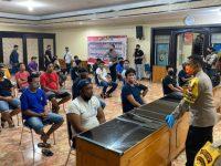 Polisi Amankan 31 Orang Pengambil Paksa Jenazah Covid-19 di Makassar
