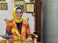 Ketua Tim Penggerak PKK Provinsi Sulawesi Selatan (Sulsel), Lies F Nurdin.