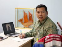 Unit Manager Communication & CSR Marketing Operation Region (MOR) VII PT Pertamina (Persero), Hatim Ilwan