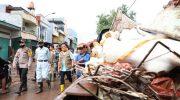 Bantaeng Siapkan Dapur Umum untuk Pengungsi Korban Banjir