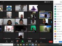 Gelar Silaturahim Virtual, IKA FAI Unismuh Makassar Hadirkan Suasana Rindu