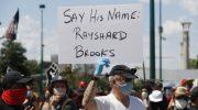 Warga Kulit Hitam Ditembak Mati Polisi di AS.