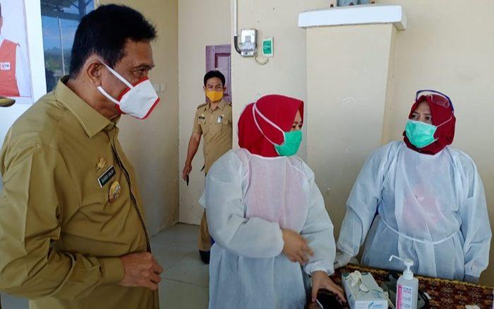 Aksi Kemanusiaan, Suardi Saleh Pimpin Donor Darah PMI Barru