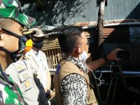 VC Bersama JK, Bupati Bantaeng Laporkan Kondisi Pasca Banjir Bantaeng