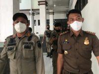 Satpol PP Kabupaten Gowa Sidak ASN yang Tak Kenakan Masker
