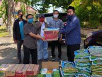 Wagub Sulsel Bantu Sembako untuk Mahasiswa Terdampak Covid-19 FTK UIN Alauddin