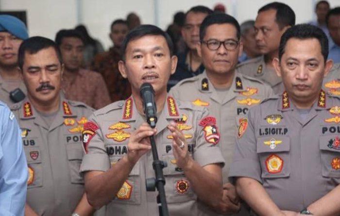 Kapolri Jenderal Idham Azis. (Ist)