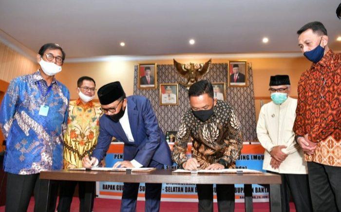 PT Kima dan Basic Teken MoU, Buka Kawasan Ekonomi Baru di Bantaeng