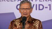 Juru Bicara Penanganan COVID-19 Achmad Yurianto. (Ist)