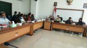 Wakil Ketua DPRD Pimpin Pembentukan Pansus Sawit