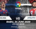 Link Live Streaming Barcelona vs Athletic Bilbao
