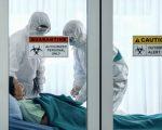 Ilustrasi penanganan pasien Covid-19. (Ist)