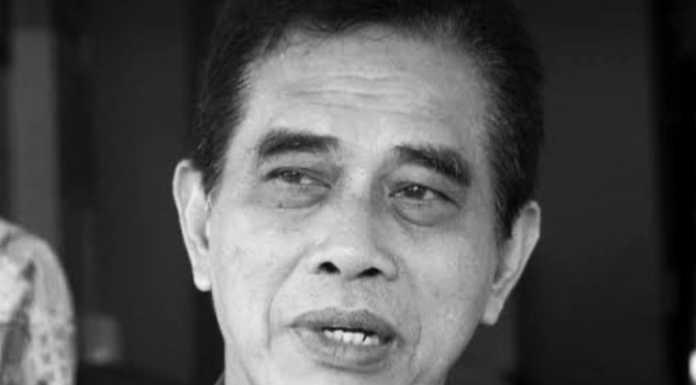 Almarhum Mantan Sekretaris Provinsi Sulawesi Selatan, H. Andi Muallim
