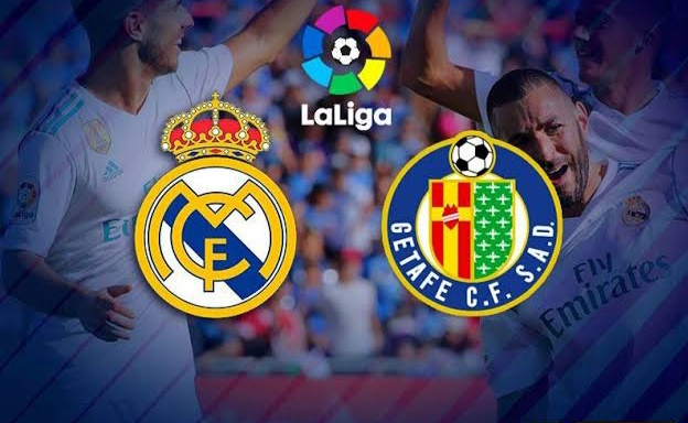 Live Streaming La Liga: Real Madrid Vs Getafe