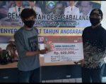 Bantu Ekonomi Warga, Pemerintah Desa Sabalana Bagikan BLT Tahap III