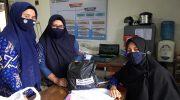 Gerakan Sejuta Masker Terus Mengalir, Tercatat 61 Ribu Masker dari ASN