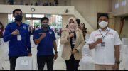 Anggota DPRD Gowa, Irmawati Haeruddin (tengah). (Foto: Ist)