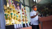 Wagub Sulsel Saksikan Festival Pencak Silat di Kodam XIV Hasanuddin