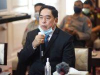 Sekretaris Daerah Provinsi Sulawesi Selatan (Sulsel), Abdul Hayat Gani. (Ist)