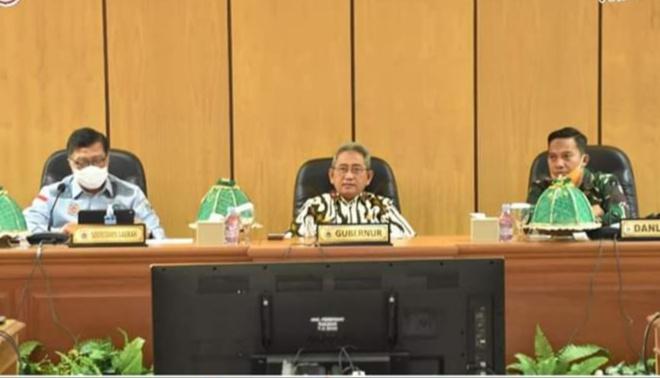Pemprov Sulbar Persiapkan Kunjungan Menteri Kelautan ke Pulau Bala-balakang