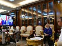 Gubernur Sulsel-Duta Besar Iran Jajaki Kerjasama Penanganan Covid-19 hingga Air Bersih