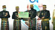 Gubernur dan Wakil Gubernur Sulawesi Selatan, Nurdin Abdullah dan Andi Sudirman Sulaiman, turut menghadiri acara tersebut.