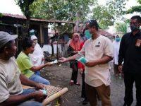 Wagub Sulsel Kembali Kunjungi Pemukiman di Pinggiran Kota