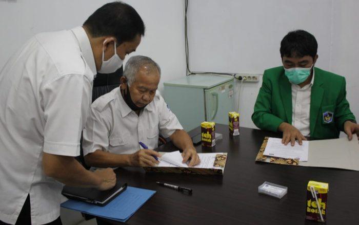 FIKOM UMI Jalin Kerjasama dengan BPSDMP Kominfo Makassar