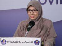 Tim Pakar Gugus Tugas Nasional Dewi Nur Aisyah