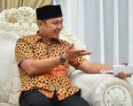 Ketua Umum AMP Indonesia, Ian Latanro