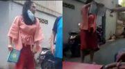 Viral Seorang Wanita di Makassar Lempar dan Ancam Robek Alquran
