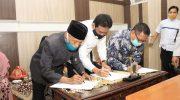 Lindungi Pekerja Non-PNS, Pemkab Barru dan Baznas Kerjasama BPJS Ketenagakerjaan