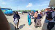 Gugus Tugas Selayar Pulangkan 6 Pasien Sembuh Covid-19 dari Makassar