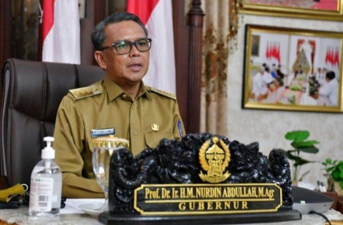 Gubernur Sulawesi Selatan (Sulsel), Prof HM Nurdin Abdullah