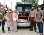 Polsek Bersama KPM-PM Cabang Balanipa Salurkan Sembako