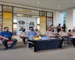 Subsatgas Kemitraan Satgas Nusantara Polri Gelar Baksos dan Bakti Kesehatan
