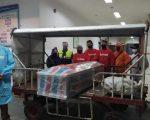 Meninggal di Malaysia, TKI asal Bantaeng Dijemput dengan Protokol Kesehatan.